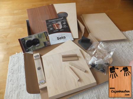 Sela-Snare-Cajon-Bausatz-6